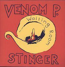 "Venom P Stinger Waiting Room 12"" Vinyl LP Record! mick turner/dirty three! NEW!!"