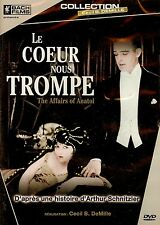 LE COEUR NOUS TROMPE / WALLACE REID - GLORIA SWANSON /*/ DVD NEUF/CELLO