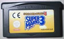 SUPER MARIO BROS 3 (GBA) - SOLO CARTUCHO