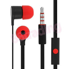 IN-EAR WITH SILICONE BUD HANDSFREE HEADPHONE FOR HTC One One X X+ XL V S SV