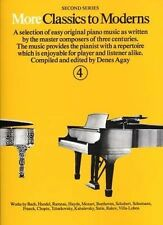 More Classics to Moderns: Bk. 4 by Music Sales Ltd (Paperback, 2000)