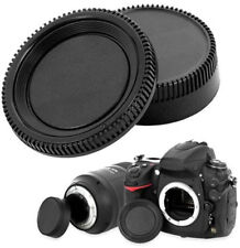 Body and Rear Lens Cap Cover for All Nikon Camera D70 D80 D90 D3000 D3200 D3300