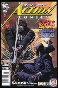 DC Comics, Action Comics, #895, January 2011 - Very Fine (VF)