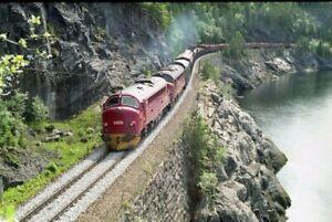 Lokomotive NSB 3629, 12.7.1996