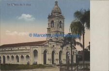 PARAGUAY LA IGLESIA DE VILLA RICA MAPA 304373