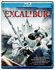 EXCALIBUR (Nigel Terry, Helen Mirren)  -  Blu Ray - Sealed Region free