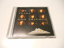 "1st Avenue ""Tears and Triumph"" Rare AOR cd 1992 Idisc Records"
