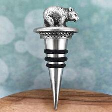Wombat Souvenir Wine Bottle Stopper Australiana Gift, Australian Made