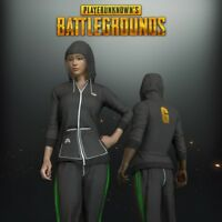 PlayerUnknown's Battlegrounds PUBG SKIN CODE XBOX ONE G SUIT SET limited edition