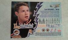 1996-97 Pinnacle Motion Ice Breakers Pavel Bure Card McD27