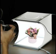 Foldable Portable Mini Photo Light Box Studio Home Photography Lighting Tent Kit