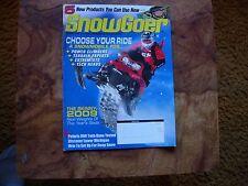 Snow Goer Magazine March 2009