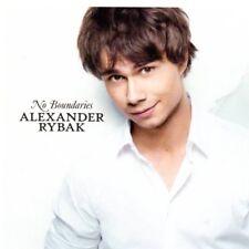 CD Alexander RYBAK No Boundaries Eurovision NORWAY 2010 RARE