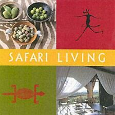 Mini Lifestyle Library Safari Living New Book SEALED Photography Book Africa