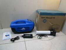 Zero Breeze Portable Air Conditioner ! 110v RV camping camper trailer fan AC