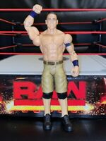 WWE JOHN CENA WRESTLING FIGURE BASIC SERIES MATTEL