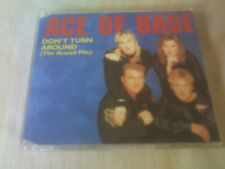 ACE OF BASE - DON'T TURN AROUND - UK PROMO CD SINGLE