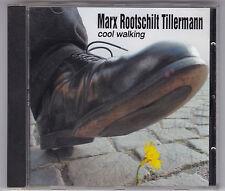 MARX ROOTSCHILT TILLERMANN -COOL WALKING CD/CD FAST NEUWERTIG! SIGNIERT/SIGNED