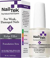 Nail Tek Foundation Xtra 4 For Weak, Damaged Nails - .5oz - 55817