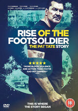 Rise of The Footsoldier 3 Three DVD Region 2 Europe Terry Stone