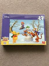 Disney My Friends Tigger & Pooh 35 Piece Jigsaw Puzzle By Jumbo