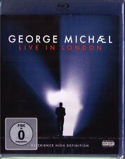 Blu-Ray (NEU!) . GEORGE MICHAEL live in London 2008 (Freedom '90 Faith mkmbh