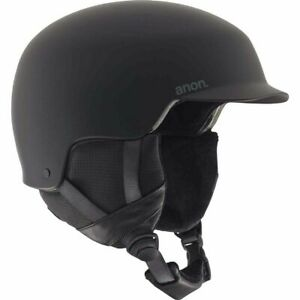 Men's Anon Blitz Snowboard Helmet in Black