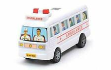 Indian Centy Toys Mini Ambulance Pull Back Bus Child Game Gift Toys & Home Decor