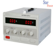 Regulated dc power supply 0-100V 0-10A with 4 digital dispaly Lab grade