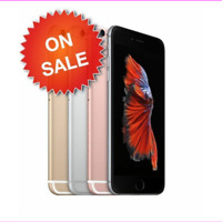 Apple iPhone 6s - 16GB,32GB,64GB,128GB - Unlocked Verizon Cricket Smartphone