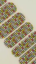 Jamberry 1/2 Sheet, Rare Check It Out, So Fun!