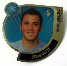 Pin Spilla Calcio Napoli 2006/2007 - Fabio Gatti