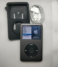 Apple iPod Classic 160GB - 7th gen, grey (refurb, new battery + extras)