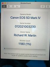 Canon EOS 5D Mark IV DSLR Camera with EF 70 - 300mm 1:4 - 5.6 IS USM Lens