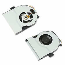 """Laptop CPU Cooler Cooling Fan for Asus X751MA X751M 17.3"""" Series"""