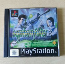 PS1 SYPHON FILTER 2 SONY PLAYSTATION 1 COMPLETO ITALIANO