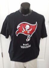 Tampa Bay Buccaneers Breast Cancer Awareness Black T-Shirt XL Football Rare