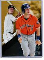 Kyle Tucker 2019 Topps Gold Label Class One 5x7 Gold #30 /10 Astros
