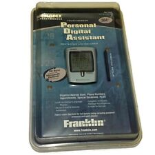 Franklin Rolodex RF-8121-01 384 Kb Palm Style Touch Screen PDA Serial Port CXN
