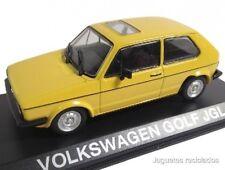 1/43 VOLKSWAGEN GOLF JGL IXO AGOSTINI DIECAST BALKAN CARS