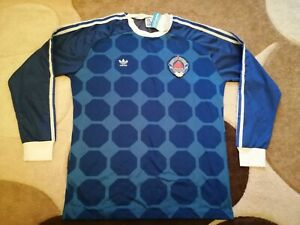 VTG '80 YUGOSLAVIA NATIONAL TEAM ADIDAS  JERSEY NEW SHIRT
