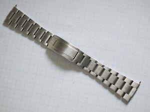 IWC Oyster Armband 22mm Yachtclub, Ingenieur Flache Enden 70er gutem Zustand