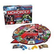 Hasbro Fantasy Monopoly Modern Board & Traditional Games