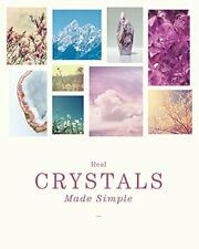 Crystals Made Simple by Moorey, Teresa Book The Cheap Fast Free Post