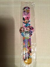 Kids Minnie Mouse Slap Watch BRAND NEW with Mickey Mouse