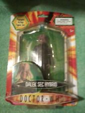 BBC Underground Toys Doctor Who Series Three Dalek Sec Hybrid Action Figure -New