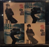 JOHN EDDIE - THE HARD COLD TRUTH & JOHN EDDIE (SELF TITLE) CD LIKE NEW - RARE