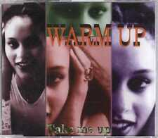 Warm Up - Take Me Up - CDM - 1995 - Eurodance