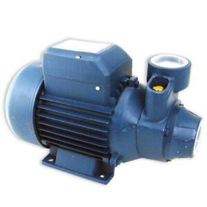 """1 HP ELECTRIC WATER PUMP 1"""" POOL POND BIODIESEL Industrial Maintenance Pumps"""