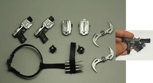 Custom 1/6 Scale Blade Weapon Accessories Pack